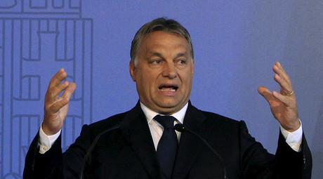 Hungarian Prime Minister Viktor Orban. ©Bernadett Szabo