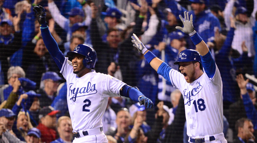 Unstoppable Royals stand on brink of World Series title