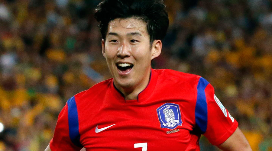 Son Heung-min and five other footballers who chose not to play in the Champions League