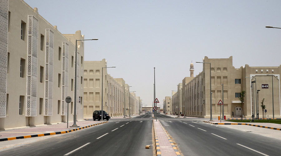 Qatar opens 'Labor City' for 70,000 migrant workers