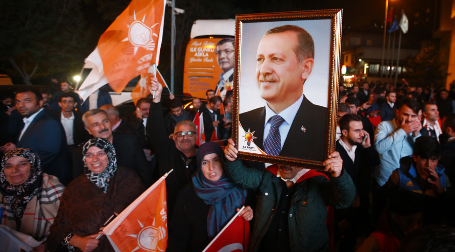 'Erdogan gaining more power in Turkey dangerous internationally'