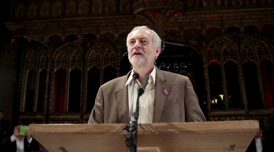 Corbyn faces first leadership test at ballot box in Oldham by-election