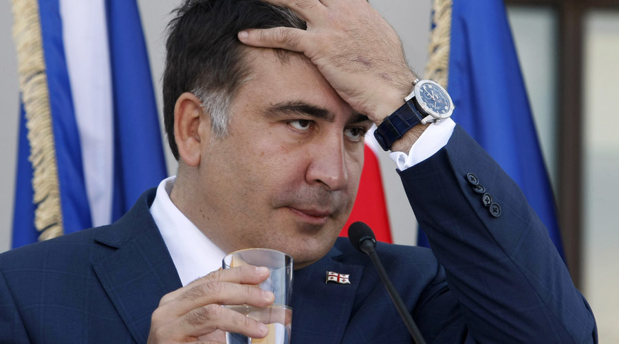 Reverse Midas: Everything Saakashvili touches turns to rot