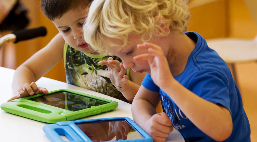 97% of small children have used mobile device, most have their own – study