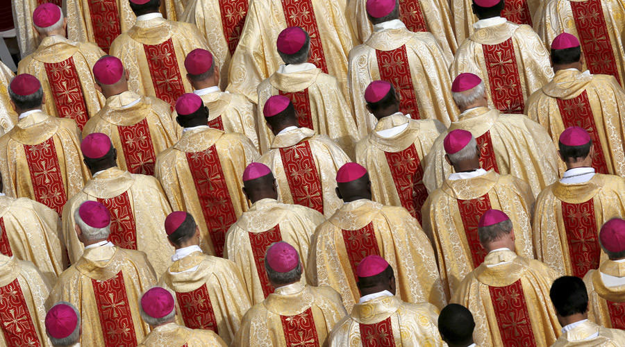 Whistleblowers or schemers? Two senior Vatican officials arrested in new VatiLeaks scandal