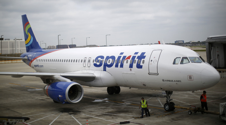 US-based Spirit Airlines accused of racism after throwing 6 black passengers off plane