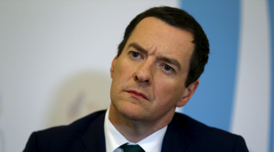 Britain should be protected from 'ever closer union,' Osborne warns EU