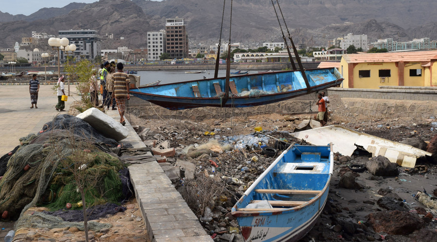 Over 1mn at risk as cyclone strikes war-torn Yemen