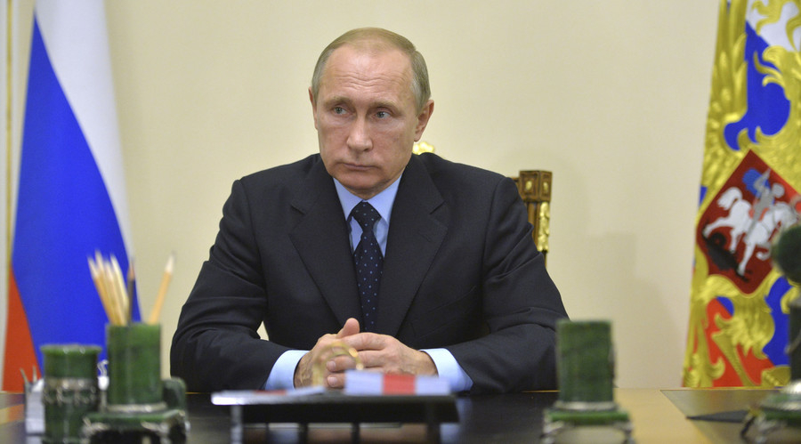 Putin signs law allowing retaliatory sequestration of foreign property in Russia