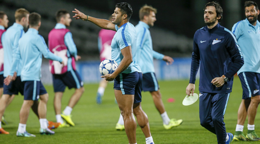 Champions League: Zenit aim for Lyon away win to clinch KO place
