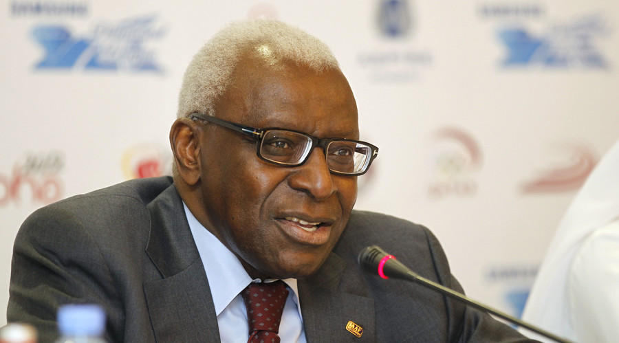 Former world athletics chief facing French corruption probe