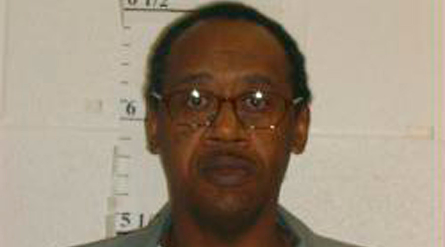 Death row inmate Ernest Lee Johnson © Missouri Department of Corrections