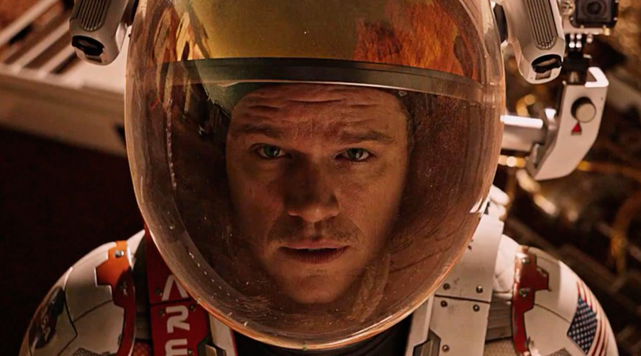 Stolen Martian? Russian screenwriter claims Hollywood's blockbuster is plagiarism, goes to court