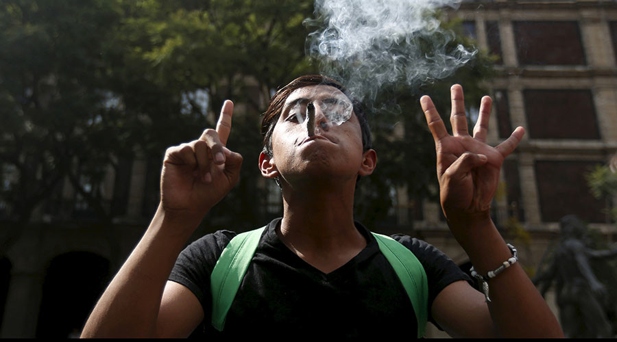 Green light: Group of Mexican activists wins right to grow & smoke own marijuana