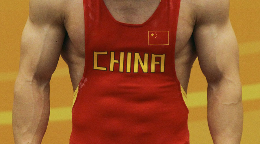 Catch me if Wuhan: Chinese robber turns himself in to cops after caught by angry athletes