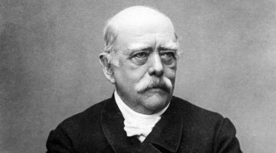 Otto von Bismarck. ©Wikipedia