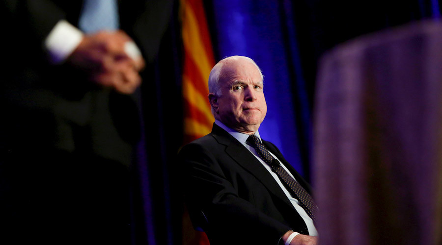 United States Senator John McCain © Nancy Wiechec