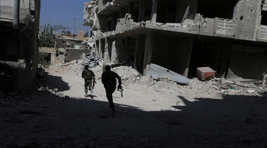 OPCW finds chemical weapons use during rebels vs ISIS fighting in Syria – Reuters