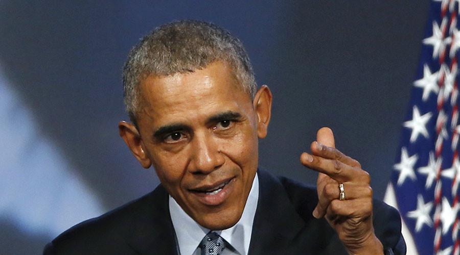 U.S. President Barack Obama. ©Jim Young