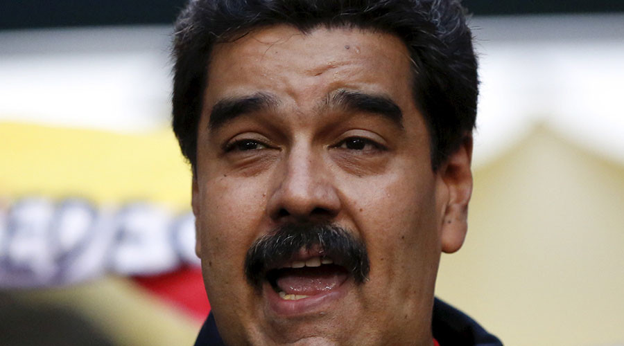 Not just lip service: Maduro to shave off mustache if he loses public housing bet
