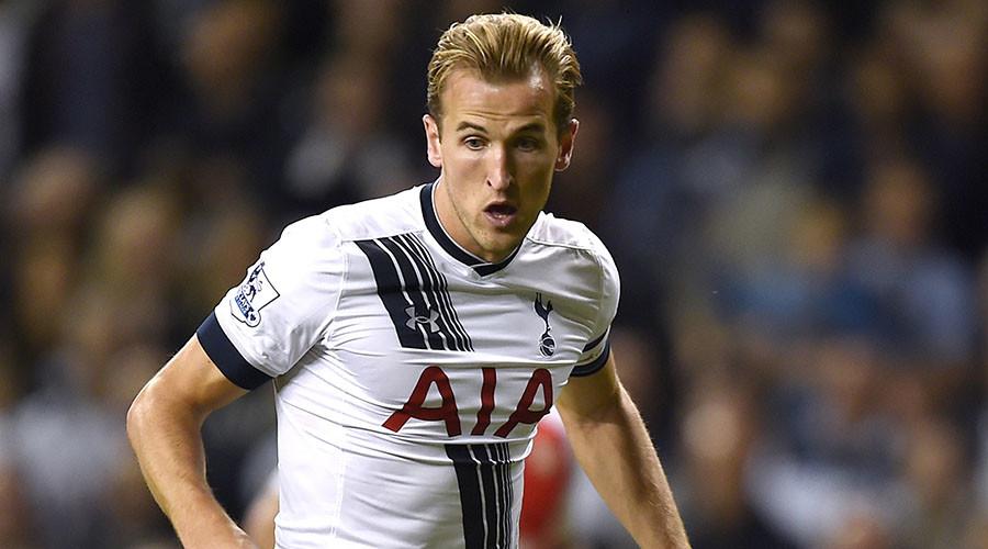 Tottenham's Harry Kane. © Toby Melville
