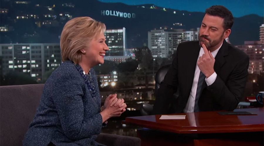 Hillary Clinton: Bill would run for president again if he could…but I would win