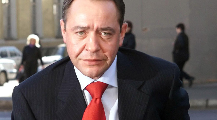 Media tycoon & former Russian press minister Lesin dies from heart attack at 57