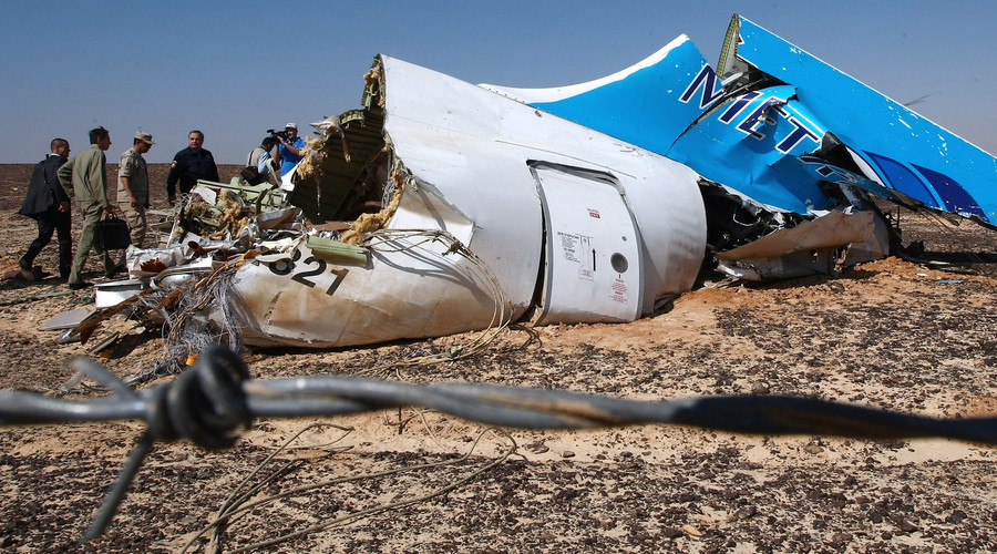 If the Sinai crash was terrorism, its timing was perfect for the West