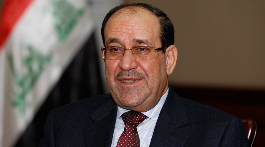 Nuri al-Maliki © Thaier Al-Sudani
