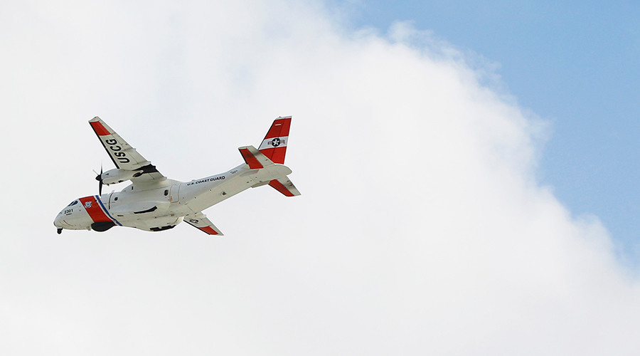 US Coast Guard intelligence plane violates Venezuelan air space – defense minister