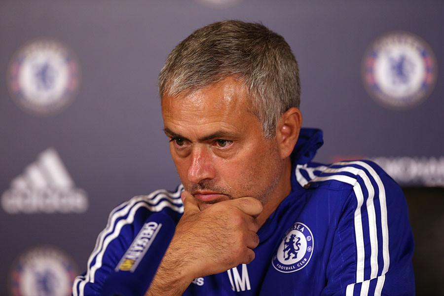 Chelsea Manager Jose Mourinho. ©Action Images / Alex Morton