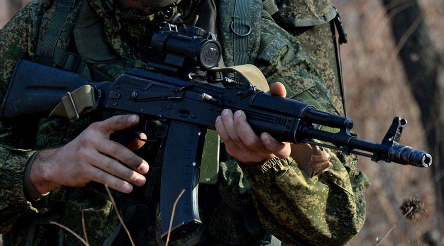 Kalashnikov negotiating licensed production in India