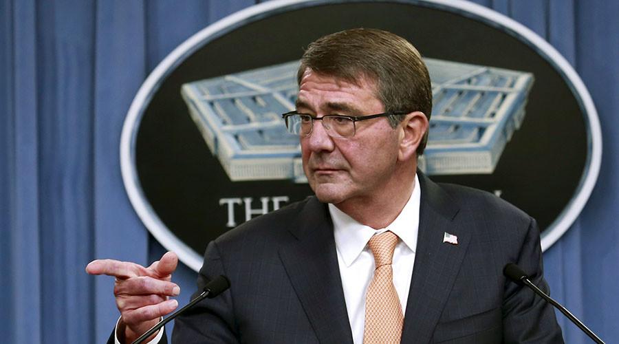 U.S. Defense Secretary Ash Carter. © Yuri Gripas