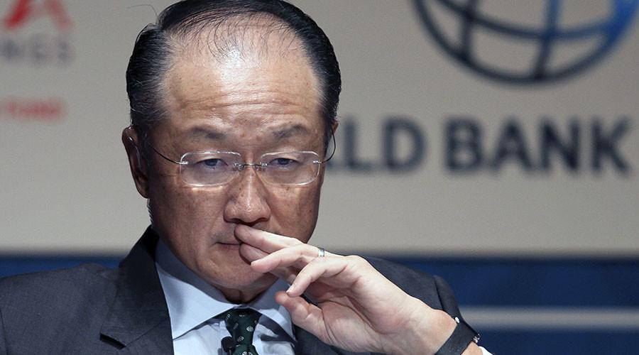World Bank President Jim Yong Kim. ©Paco Chuquiure