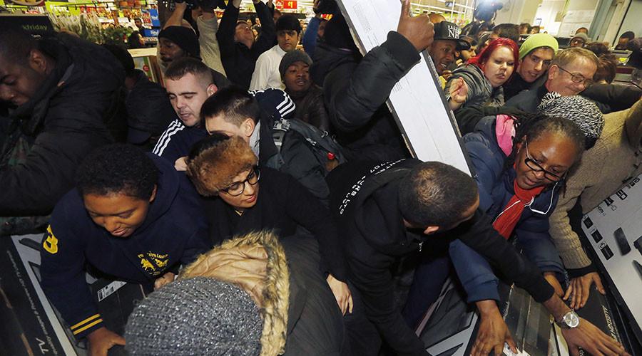 Britain turns back on Black Friday shopping bonanza