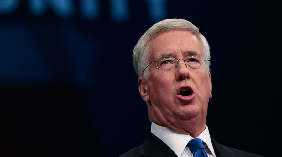 Fallon defends Britain's top general who fears Corbyn anti-nukes stance