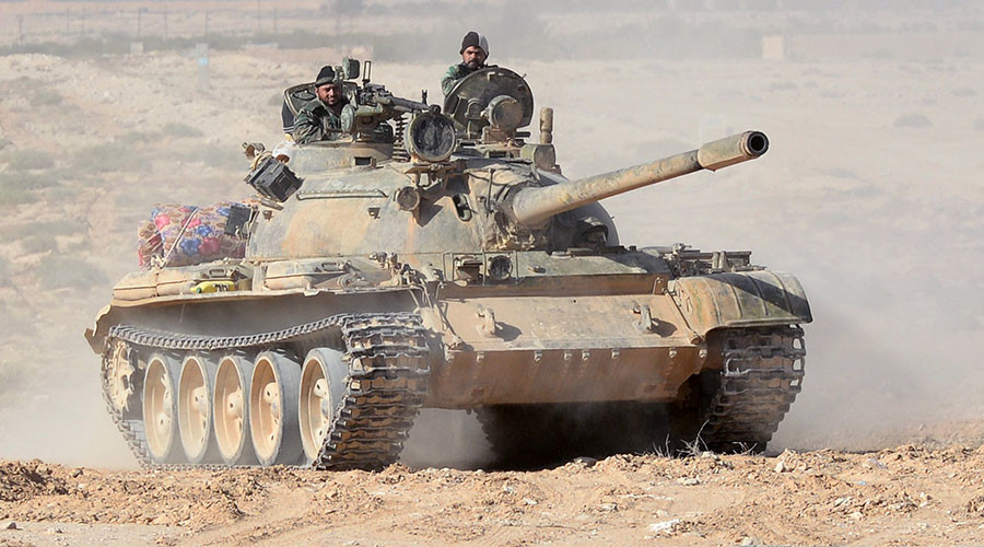 Govt forces halt 2-year ISIS siege of key airbase in northern Syria – media