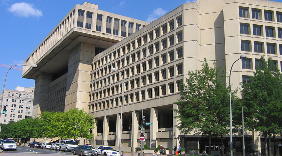 FBI headquarters © wikipedia.org
