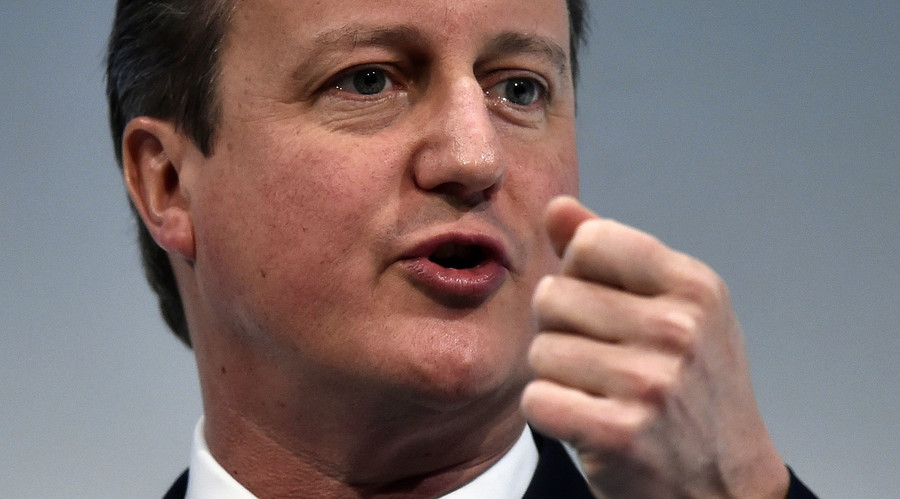 Britain to bolster effort to 'smash' people smuggling gangs – Cameron