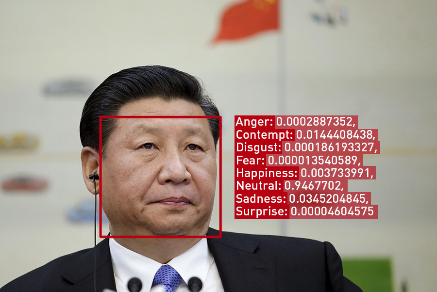 China's President Xi Jinping © Jason Lee