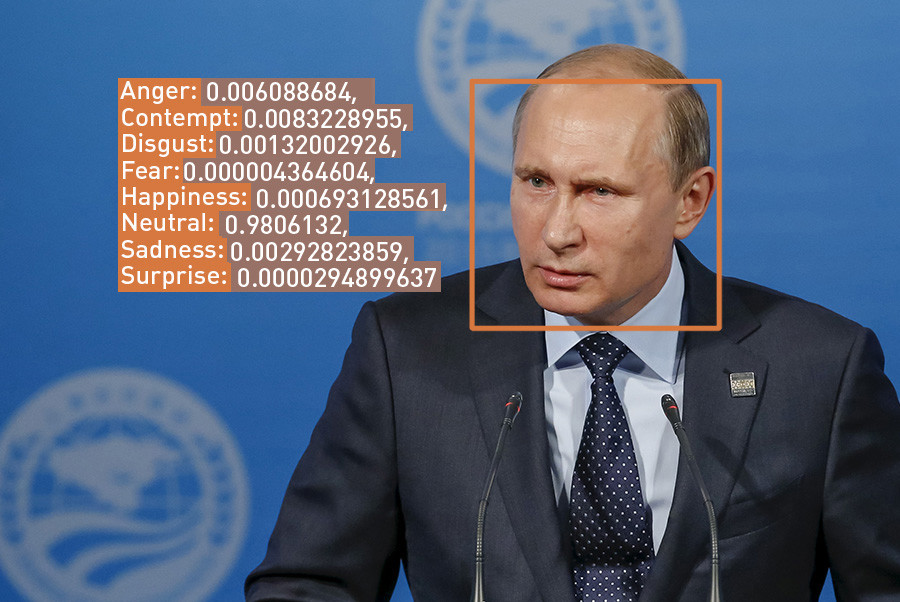 Russia's President Vladimir Putin © Sergei Karpukhin
