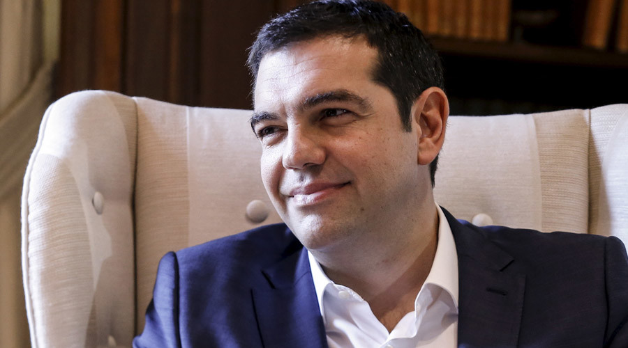'Alexis Tsipras blackmailed to avoid banking asphyxiation of Greek economy'