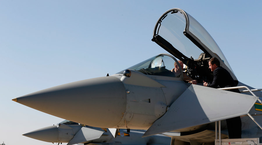 BAE cuts 370 UK jobs as Typhoon fighter jet demand drops