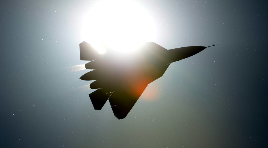 '100% digital': Russia's PAK-FA 5G stealth fighter jet gets 'smart' gear