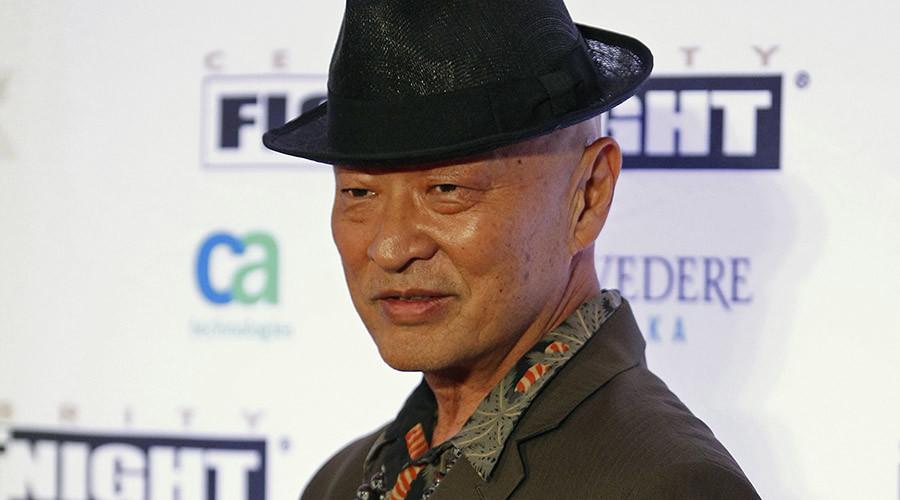Actor Cary-Hiroyuki Tagawa. © Ralph Freso