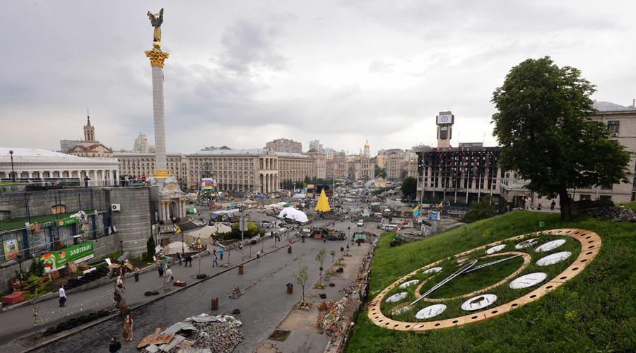 Kiev doesn't rule out default on Russian debt