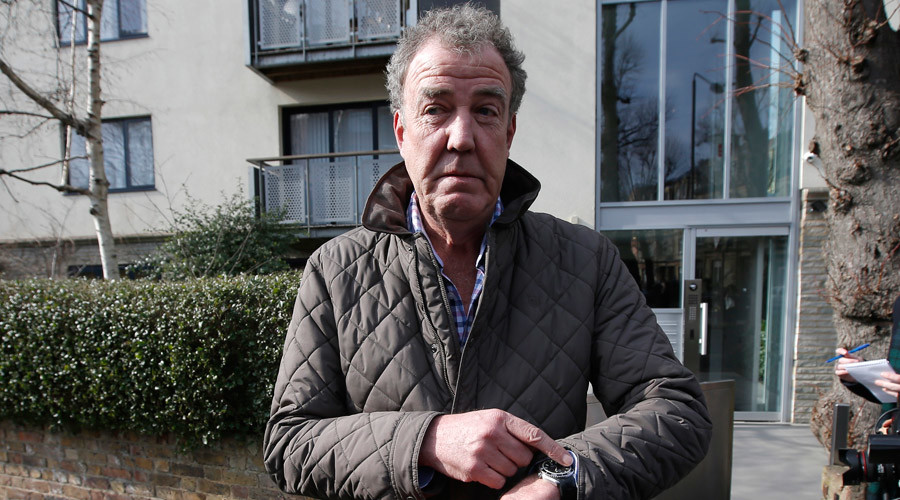 Top Gear producer sues Jeremy Clarkson for racial discrimination