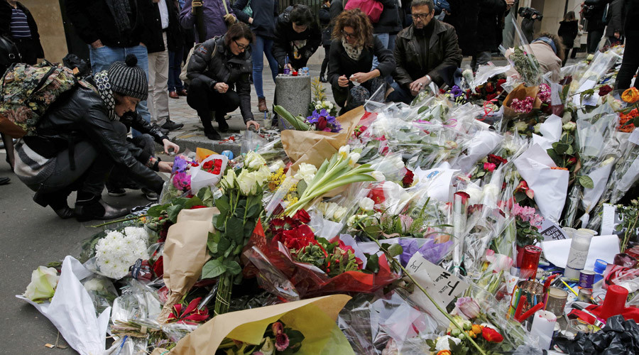 Monstrous wave of Paris attacks underlines France's year of terror