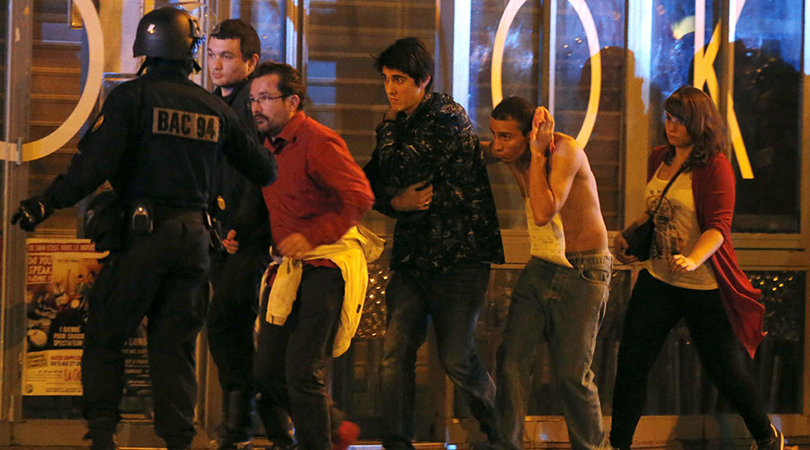 Blood-chilling 1st moments of Bataclan attack police shoot-out with terrorists emerge VIDEO