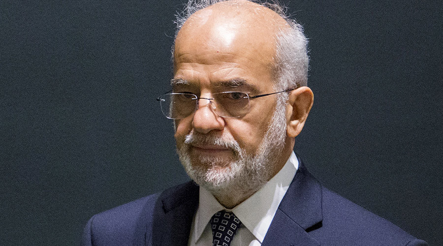 Iraq Minister of Foreign Affairs Ibrahim Al-Jaafari © Eduardo Munoz